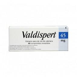 Valdispert 45mg - 60 comprimidos - comprar Valdispert 45mg - 60 comprimidos online - Farmácia Barreiros - farmácia de serviço
