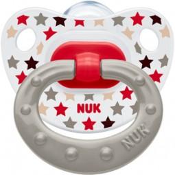 Nuk Classic Chupeta Happy Days & Kids Silicone 0-6M - 2 chupetas - comprar Nuk Classic Chupeta Happy Days & Kids Silicone 0-6...
