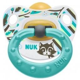 Nuk Classic Chupeta Happy Days & Kids Látex 6-18M - 2 chupetas - comprar Nuk Classic Chupeta Happy Days & Kids Látex 6-18M - ...