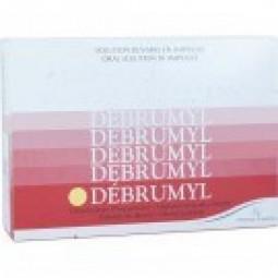 Débrumyl 250/180 mg/5 mL - 20 x 5 mL solução oral - comprar Débrumyl 250/180 mg/5 mL - 20 x 5 mL solução oral online - Farmác...