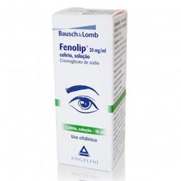Fenolip Colírio 20mg/ml - 10ml - comprar Fenolip Colírio 20mg/ml - 10ml online - Farmácia Barreiros - farmácia de serviço
