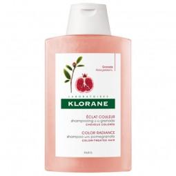 Klorane Champô de Romã - 200 mL - comprar Klorane Champô de Romã - 200 mL online - Farmácia Barreiros - farmácia de serviço