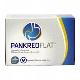 Pankreoflat - 172/80 mg - comprar Pankreoflat - 172/80 mg online - Farmácia Barreiros - farmácia de serviço