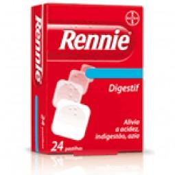 Rennie Digestif 680 80mg - 24 comprimidos para mastigar - comprar Rennie Digestif 680 80mg - 24 comprimidos para mastigar onl...