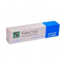 Bausch&Lomb Vidisic Gel Oftálmico 2mg/g - 10g - comprar Bausch&Lomb Vidisic Gel Oftálmico 2mg/g - 10g online - Farmácia Barre...