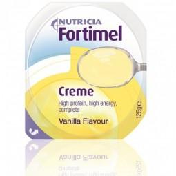 Fortimel Creme Baunilha - 4 x 125 g - comprar Fortimel Creme Baunilha - 4 x 125 g online - Farmácia Barreiros - farmácia de s...