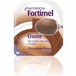 Fortimel Creme Chocolate - 4 x 125 g - comprar Fortimel Creme Chocolate - 4 x 125 g online - Farmácia Barreiros - farmácia de...