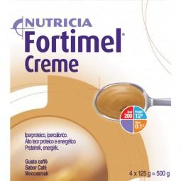 Fortimel Creme Café - 4 x 125 g - comprar Fortimel Creme Café - 4 x 125 g online - Farmácia Barreiros - farmácia de serviço