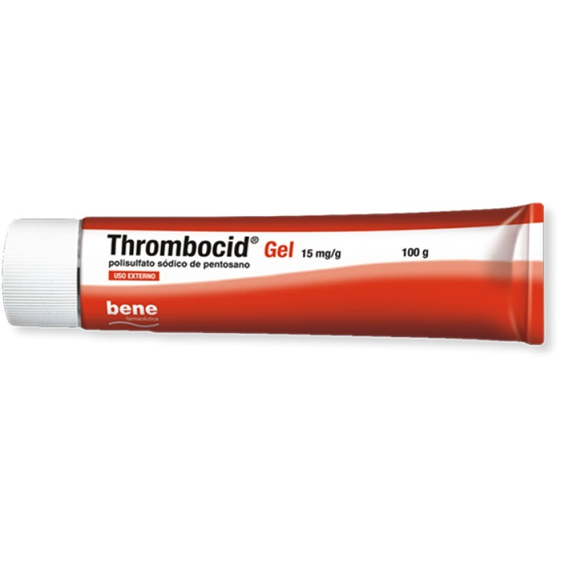 Thrombocid - 15 mg/g-100 g - comprar Thrombocid - 15 mg/g-100 g online - Farmácia Barreiros - farmácia de serviço