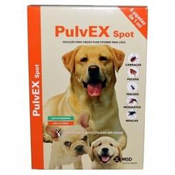 Pulvex Spot, solução para unção punctiforme para cães. - 6 pipetas x 1 mL - comprar Pulvex Spot, solução para unção punctifor...