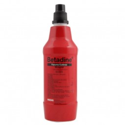 Betadine - 40 mg/mL-500 mL - comprar Betadine - 40 mg/mL-500 mL online - Farmácia Barreiros - farmácia de serviço