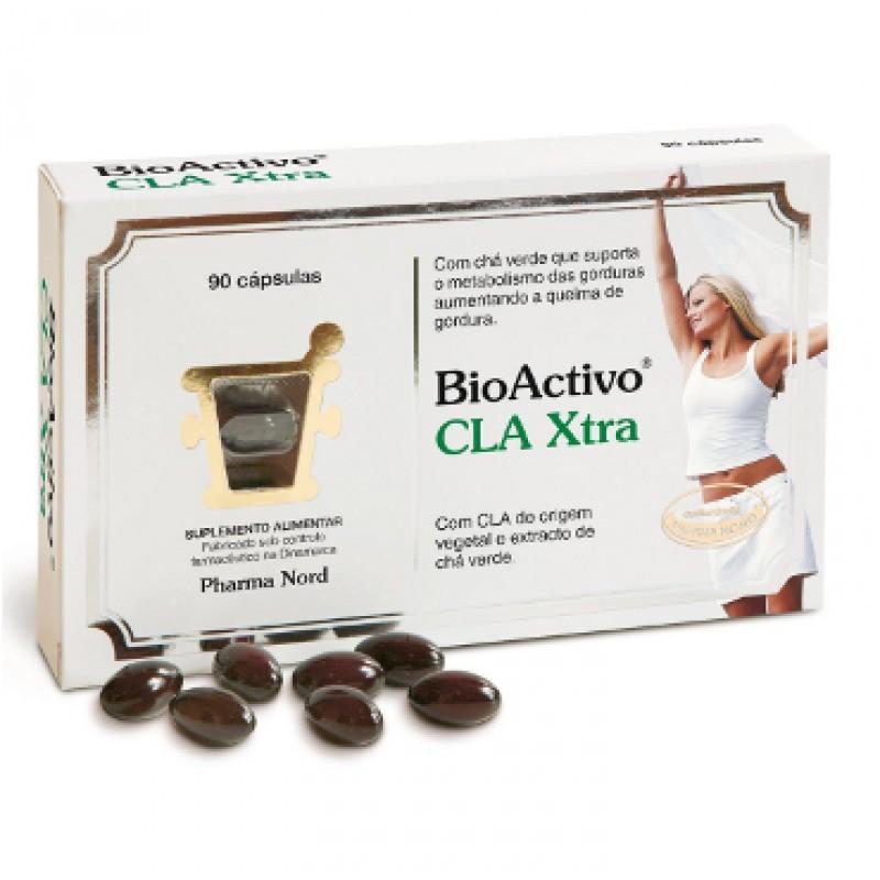 BioActivo CLA Xtra - 90 cápsulas - comprar BioActivo CLA Xtra - 90 cápsulas online - Farmácia Barreiros - farmácia de serviço