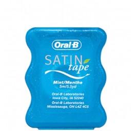 Oral-B Fita Dentária Satin Tape - 1 unidade - comprar Oral-B Fita Dentária Satin Tape - 1 unidade online - Farmácia Barreiros...