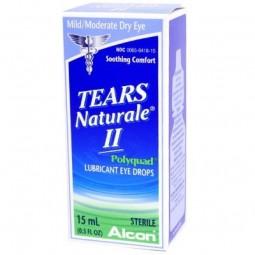 Tears Naturale II Solução Oftalmológica Lubrificante - 15 mL - comprar Tears Naturale II Solução Oftalmológica Lubrificante -...