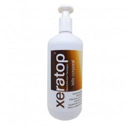 Xeratop Leite Corporal - 500 mL - comprar Xeratop Leite Corporal - 500 mL online - Farmácia Barreiros - farmácia de serviço