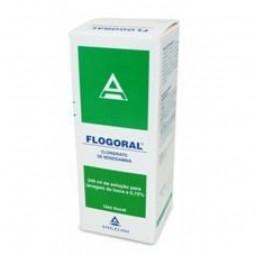 Flogoral Solução Lavagem Boca 1,5 mg/ml - 240 mL - comprar Flogoral Solução Lavagem Boca 1,5 mg/ml - 240 mL online - Farmácia...
