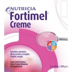 Fortimel Creme Frutos Silvestres - 4 x 125 g - comprar Fortimel Creme Frutos Silvestres - 4 x 125 g online - Farmácia Barreir...