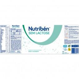 Nutribén Leite sem Lactose - 400 g - comprar Nutribén Leite sem Lactose - 400 g online - Farmácia Barreiros - farmácia de ser...