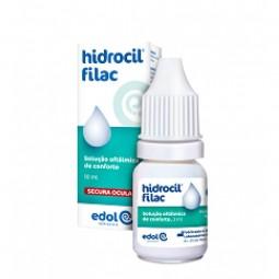 Hidrocil Filac Solução Oftálmica - 10 mL - comprar Hidrocil Filac Solução Oftálmica - 10 mL online - Farmácia Barreiros - far...