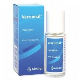 Verrumal Solução Cutânea 5/100mg/ml - 13ml - comprar Verrumal Solução Cutânea 5/100mg/ml - 13ml online - Farmácia Barreiros -...