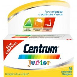 Centrum Junior - 30 comprimidos mastigáveis - comprar Centrum Junior - 30 comprimidos mastigáveis online - Farmácia Barreiros...