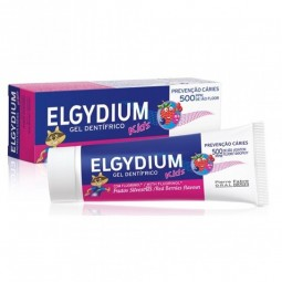 Elgydium Kids Gel Dentífrico Frutos Silvestres - 50 mL - comprar Elgydium Kids Gel Dentífrico Frutos Silvestres - 50 mL onlin...
