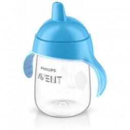 Philips Avent Copo Com Bico Azul 18m+ - 1 copo (340 mL) - comprar Philips Avent Copo Com Bico Azul 18m+ - 1 copo (340 mL) onl...