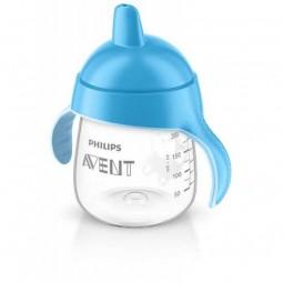 Philips Avent Copo Com Bico Azul 12m+ - 1 copo (260 mL) - comprar Philips Avent Copo Com Bico Azul 12m+ - 1 copo (260 mL) onl...