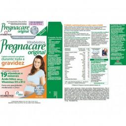 Pregnacare - 30 comprimidos - comprar Pregnacare - 30 comprimidos online - Farmácia Barreiros - farmácia de serviço