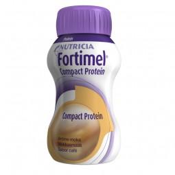 Fortimel Compact Protein Café - 4 x 125 mL - comprar Fortimel Compact Protein Café - 4 x 125 mL online - Farmácia Barreiros -...