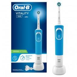 Oral-B Vitality CrossAction Escova de Dentes Elétrica - 1 escova de dentes elétrica - comprar Oral-B Vitality CrossAction Esc...