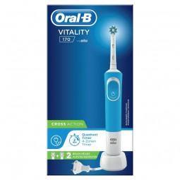 Oral-B Vitality Plus CrossAction Escova de Dentes Elétrica - 1 escova de dentes elétrica - comprar Oral-B Vitality Plus Cross...