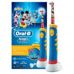 Oral-B Stages Power Mickey Escova de Dentes Elétrica - 1 escova de dentes elétrica - comprar Oral-B Stages Power Mickey Escov...