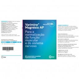 Varimine Magnésio AP - 60 comprimidos - comprar Varimine Magnésio AP - 60 comprimidos online - Farmácia Barreiros - farmácia ...