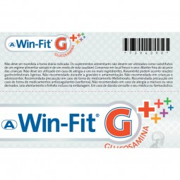 Win Fit Glucosamina - 30 comprimidos - comprar Win Fit Glucosamina - 30 comprimidos online - Farmácia Barreiros - farmácia de...