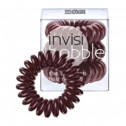 Invisibobble Castanho - 3 elásticos - comprar Invisibobble Castanho - 3 elásticos online - Farmácia Barreiros - farmácia de s...