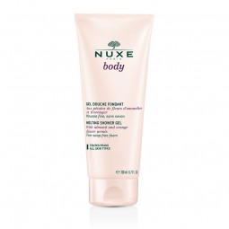 Nuxe Body Gel de Duche Fundente - 200 mL - comprar Nuxe Body Gel de Duche Fundente - 200 mL online - Farmácia Barreiros - far...