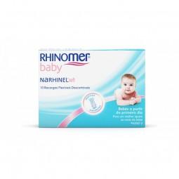 Rhinomer Baby Narhinel Soft Recargas Flexíveis Descartáveis - 10 unidades - comprar Rhinomer Baby Narhinel Soft Recargas Flex...