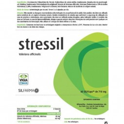 Stressil - 60 cápsulas - comprar Stressil - 60 cápsulas online - Farmácia Barreiros - farmácia de serviço
