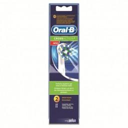 Oral-B CrossAction Recarga Escova Elétrica - 2 cabeças de substituição - comprar Oral-B CrossAction Recarga Escova Elétrica -...