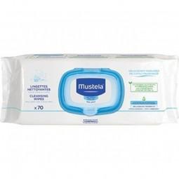 Mustela Bebé Muda Fralda Toalhetes de Limpeza Calmantes Perfumados Trio c/ Preço Especial - 3 x 70 toalhetes - comprar Mustel...
