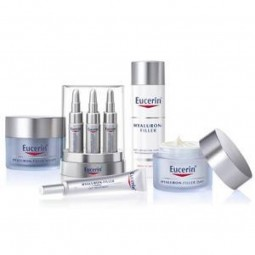Eucerin Hyaluron-Filler CC Creme Tom Claro - 50 mL - comprar Eucerin Hyaluron-Filler CC Creme Tom Claro - 50 mL online - Farm...