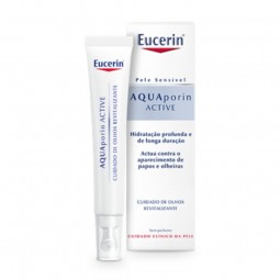 Eucerin AQUAporin Active Creme Revitalizante Contorno de Olhos - 15ml - comprar Eucerin AQUAporin Active Creme Revitalizante ...