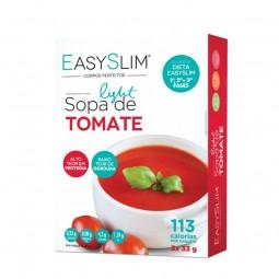 EasySlim Sopa Light de Tomate - 3 x 33 g - comprar EasySlim Sopa Light de Tomate - 3 x 33 g online - Farmácia Barreiros - far...