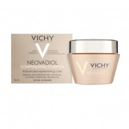 Vichy Neovadiol Complexo Reequilibrante Pele Seca - 50 mL - comprar Vichy Neovadiol Complexo Reequilibrante Pele Seca - 50 mL...