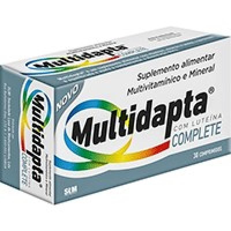 Multidapta Complete - 30 comprimidos - comprar Multidapta Complete - 30 comprimidos online - Farmácia Barreiros - farmácia de...