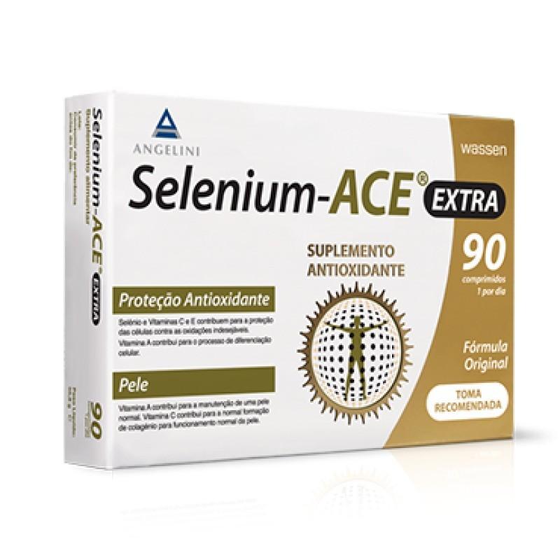 Selenium-ACE Extra - 90 comprimidos - comprar Selenium-ACE Extra - 90 comprimidos online - Farmácia Barreiros - farmácia de s...