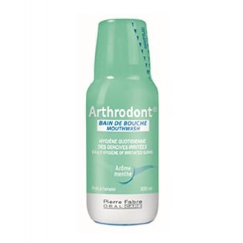Arthrodont Colutório - 300 mL - comprar Arthrodont Colutório - 300 mL online - Farmácia Barreiros - farmácia de serviço