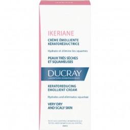 Ducray Ikeriane Creme Emoliente Queratorredutor - 150 mL - comprar Ducray Ikeriane Creme Emoliente Queratorredutor - 150 mL o...