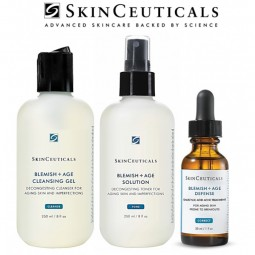 SkinCeuticals Blemish + Age Solution - 250 mL - comprar SkinCeuticals Blemish + Age Solution - 250 mL online - Farmácia Barre...